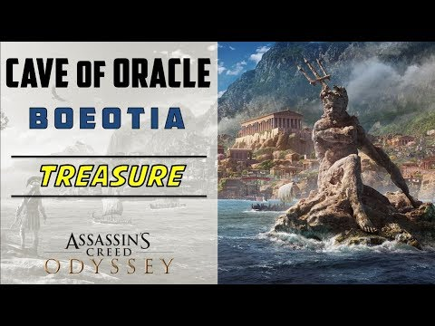 Cave of the Oracle, Boeotia   Loot Treasure Location   ASSASSIN'S CREED ODYSSEY