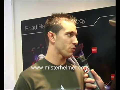 Alex De Angelis Intervista EICMA 2008