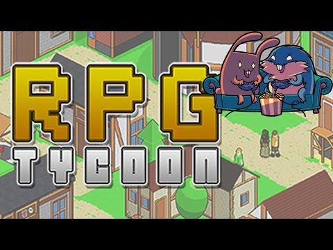 "RPG Tycoon ""Обанкротили королевство"" с Леммингом и Банзайцем"