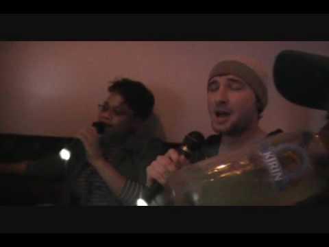 BK and Karaoke.wmv