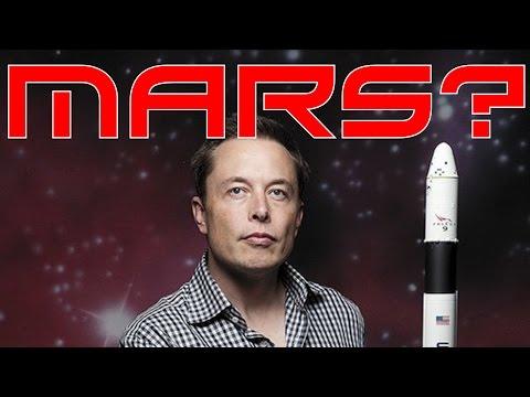 Colonizing Mars?!