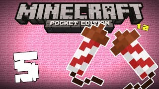 5 СОВЕТОВ И ХИТРОСТЕЙ С ФЕЙЕРВЕРКОМ в Minecraft PE 1.2