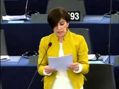 Izaskun Bilbao Barandica 19 May 2015 plenary speech on Insolvency proceedings