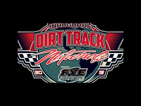 DIRT track racing at midway speedway
