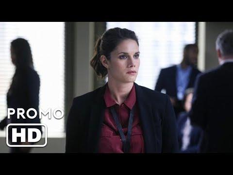 """FBI (CBS) 1×05 Promo """"Doomsday"""" (HD) Missy Peregrym series"""