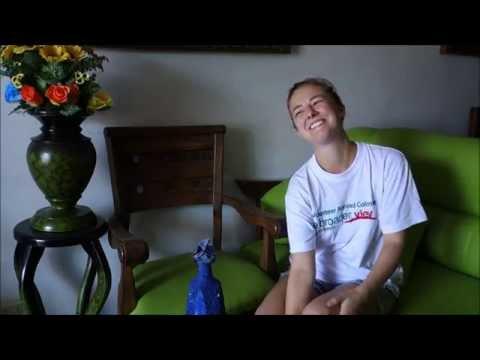 Volunteer Review Colleen Woods in Colombia Cartagena Woman Support and Children program