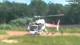 Phänomen Bodenresonanz Wenn Hubschrauber plötzlich durchdrehen thumbnail