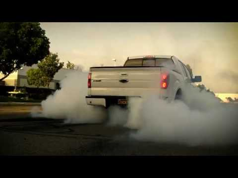 Ford F-150 EcoBoost Performance Upgrades, Granatelli Dyno Tested
