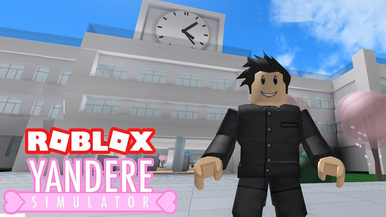 Yandere Life Roleplay In Roblox Yandere Simulator Youtube