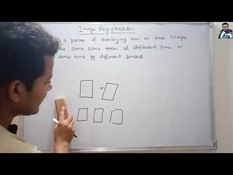 Image Registration & Geometric Transformation | Digital Image Processing