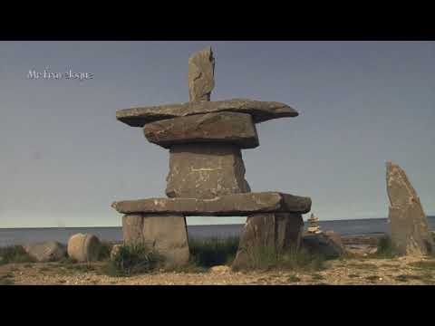 Around Churchill, Manitoba, Canada - The Town & Local Area