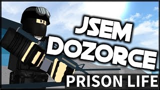 I'M A PEACEKEEPER IN JAIL!!! -Roblox #8 | Vendali, Rider and GamingCZ in action!