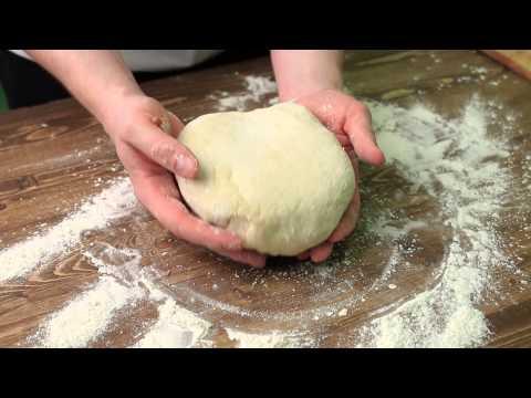Рецепт: Пирог с мясом и капустой на