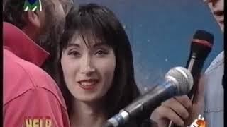 C.C.C.C. and Hijokaidan live on Italian TV (1997)
