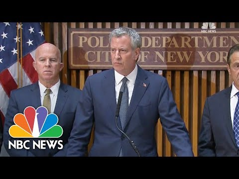 Mayor Bill de Blasio: 'This Was An Act of Terror' | NBC News