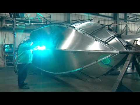 The Crestliner Advantage: Continuous Welding Process
