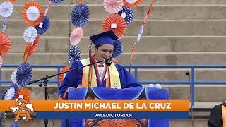 Central High School Graduation Ceremony 2021