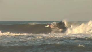 Ian Walsh Goes Typhoon Surfing In Japan