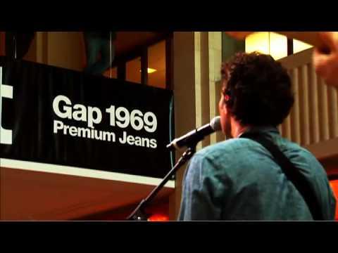 Matt White plays the 40th anniversary of the GAP