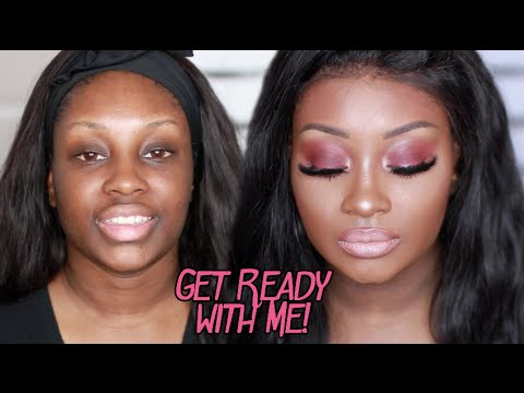 """Chatty"" Get Ready with Me 