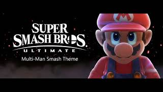 Multi-Man Smash / Battle Modes Rundown - Super Smash Bros. Ultimate (SFX)