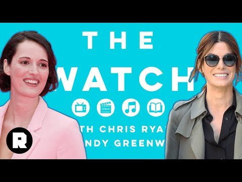 In or Out on 'Killing Eve' and 'Ocean's 8', Plus Andy on His New Pilot, 'Briarpatch' | The Watch