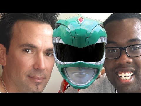 GREEN RANGER! Jason David Frank Interview : Black Nerd Geek Week