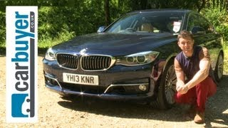 bMW 3 Series GT hatchback 2013 review - CarBuyer