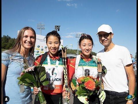 Зачем Бьорндален и Домрачева китайскому биатлону?