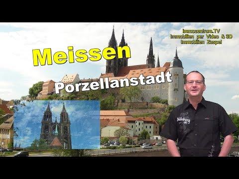 Meissen-Sachsen🏰Sehenswürdigkeiten🕍Video-Stadtrundgang--Videoreiseführer-Touristik
