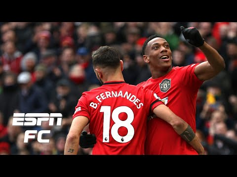 Can Bruno Fernandes And Anthony Martial Lead Manchester United To A Top-4 Finish? | Premier League