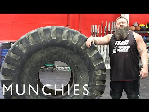 The 20,000 Calorie Strongman Diet: FUEL