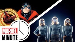 Infinite TV trailers, Infinity Warps, Marvel
