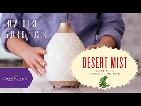 how-to-use-your-desert-mist-diffuser-|-young-living-essential-oils