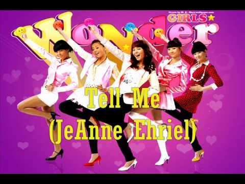 Wonder Girls - Tell Me (english version)
