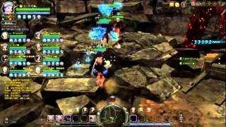 Dragon Nest - Black Dragon Nest Speed Run ( 24 min )