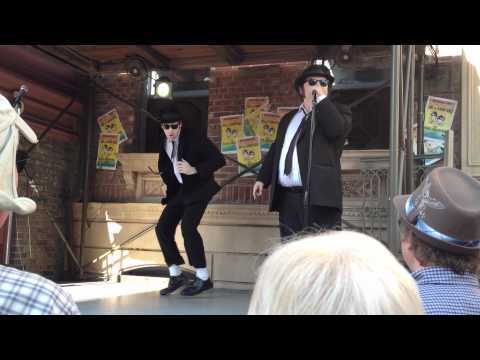 Soul Man by The Blues Brothers (Universal Studios)