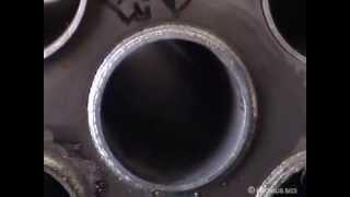 видео сварка труб  полуавтоматом