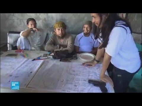 مقتل زعيم تنظيم الدولة الإسلامية في الفلبين  - 15:22-2017 / 10 / 16