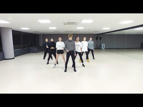 TAEMIN (태민) - MOVE Dance Practice (Mirrored)