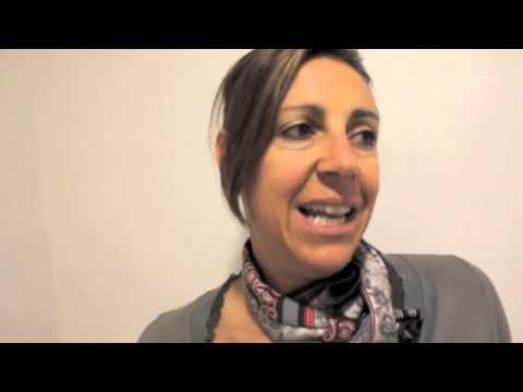 Deborah Compagnoni presenta la Discesa di Coppa di S. Caterina