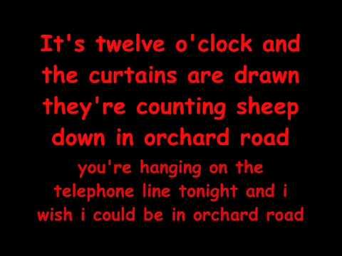 Leo Sayer Orchard Road With Lyrics Youtube