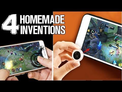 4 Homemade Inventions - 4 Incredible Ideas