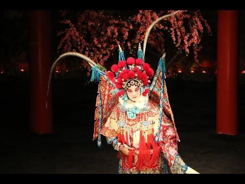 Beijing Opera and Travel - China