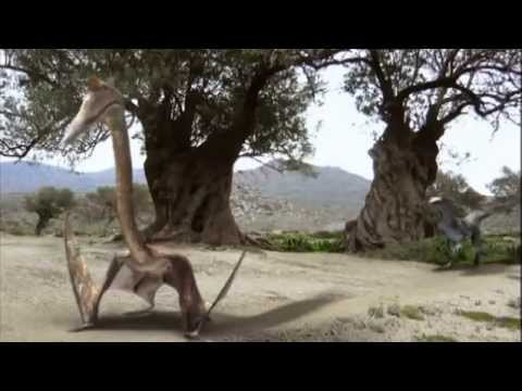 Largest flying creature ever - Pterosaurs Documentary HQ