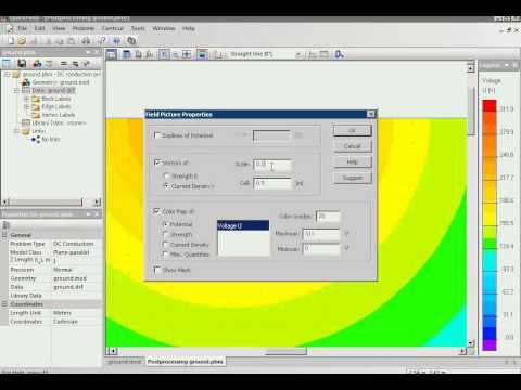 QuickField Webinar: Electric current flow simulation