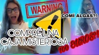 COMPRO UNA CAJA POR INTERNET DE 100 EUROS SIN SABER QUE TIENE DENTRO!!!