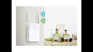 TP-Link AC750 Wifi Range Extender RE210 ตัวช่วยขยายสัญญาณ wifi