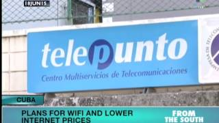 Cuba to Offer Wifi and Lower Internet Prices