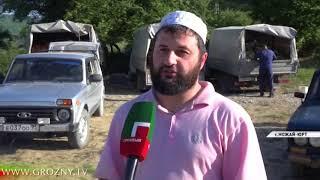 Фонд Кадыров провел благотворительную акцию, приуроченную к Священному месяцу Рамадан